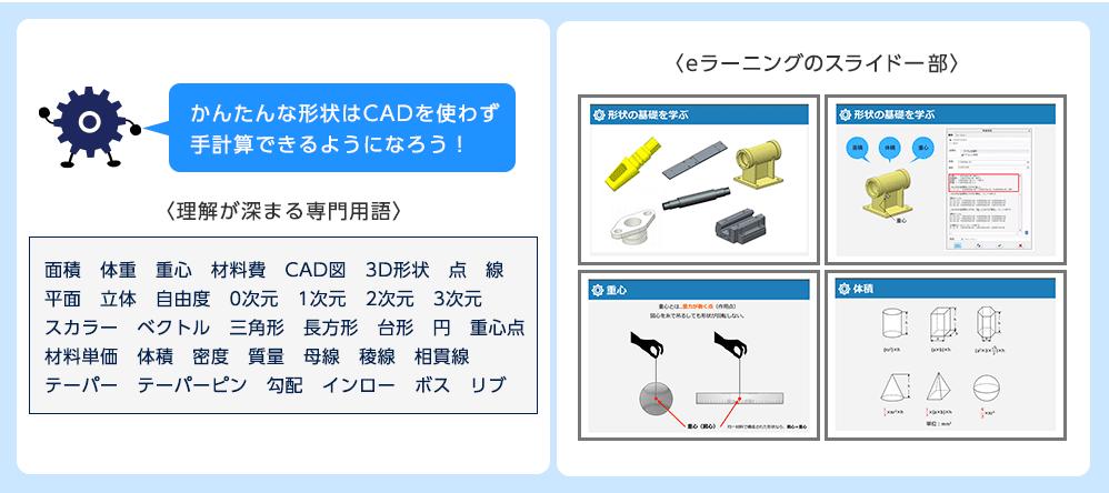 かんたんな形状はCADを使わず手計算できるようになろう!